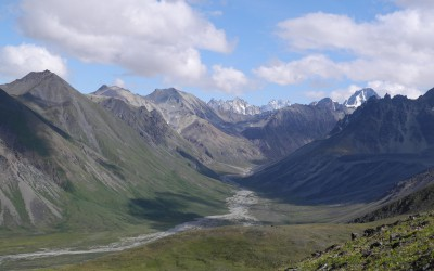 Just a view in Lake Clark National Park